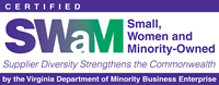Certified Small, Women and Minority Owned Business